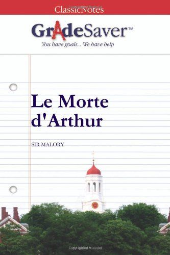 Le Morte d'Arthur Study Guide. Mystery of History Volume 2, Lesson 23 #MOHII23