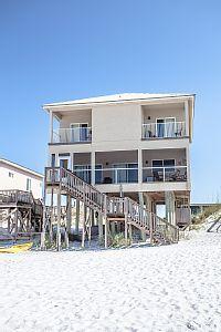 House vacation rental in Dune Allen Beach, FL, USA from VRBO.com! #vacation #rental #travel #vrbo