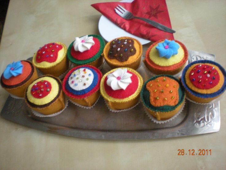 Muffin tűpárnák