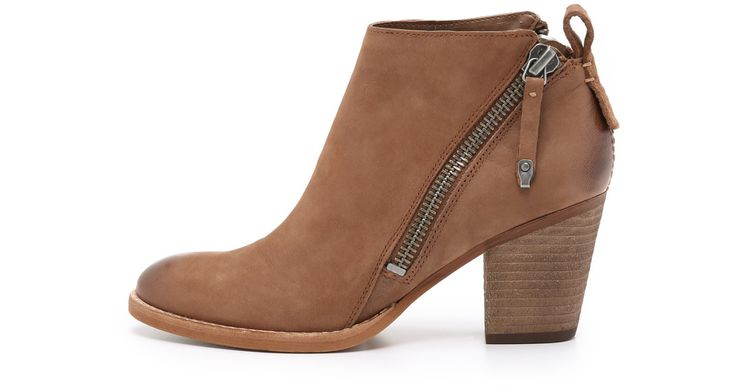 DOLCE VITA Jaeger Side-Zip Booties from Stitch Fix…