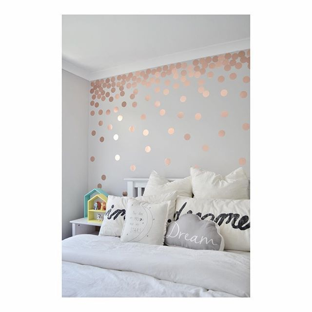 The 25 best girls bedroom ideas on pinterest girl room for Dots design apartment 8