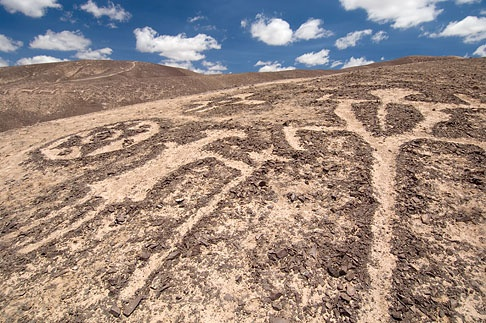 The Geoglyphs of Chug Chug