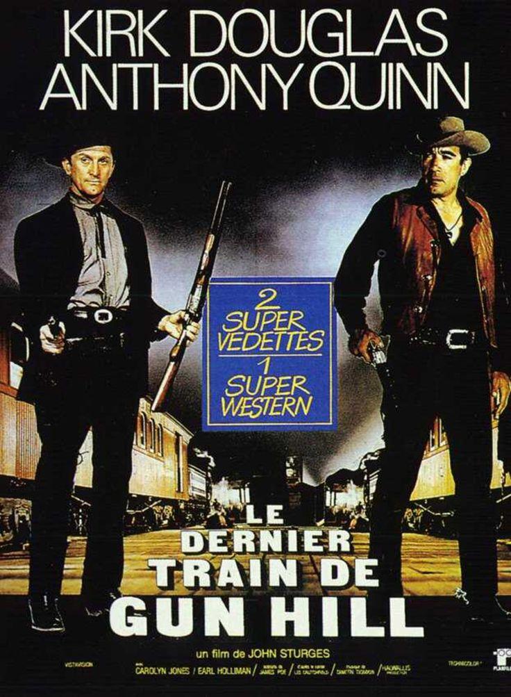 le dernier train de gun hill | Le Dernier Train de Gun Hill - John Sturges…