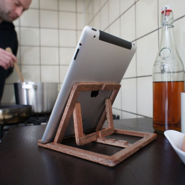11 Cool Tablet Stands For The Modern Cook