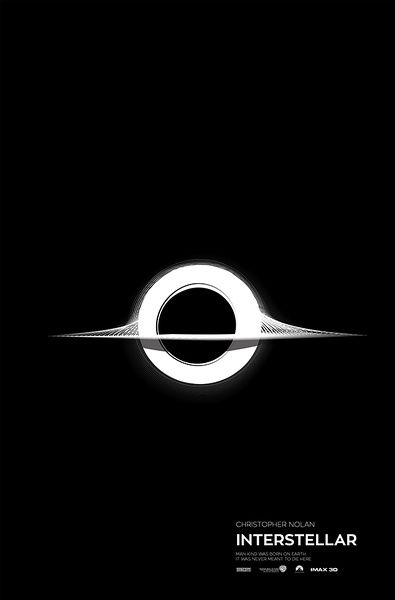 Interstellar #poster #film #minimalist