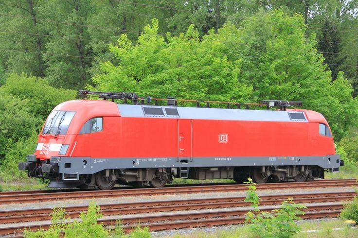BR 182 van de Deutsche Bundesbahn