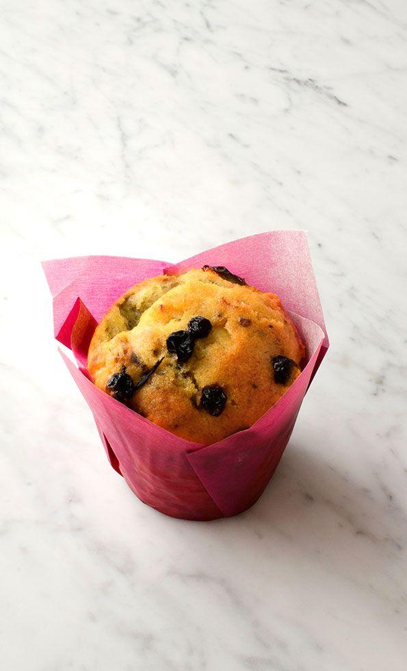 America Bakery - Muffin ai frutti di bosco