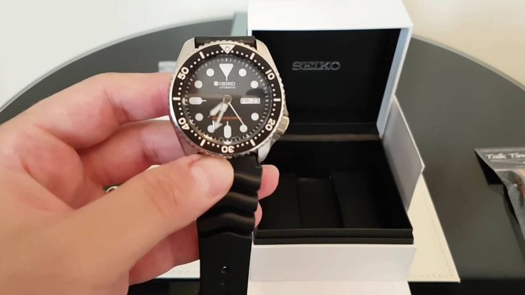 Seiko SKX007 - Review - Seiko SKX Diver Watch Is A True Legend - YouTube