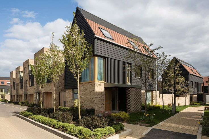 Abode, Great Kneighton - Picture gallery