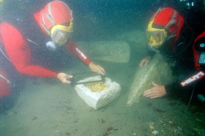 Heracleion discovery