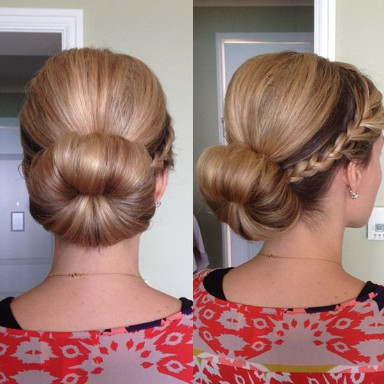 Formal Hairstyles At Home : 13 best formal hairstyles images on pinterest