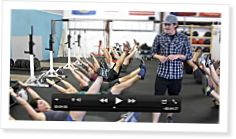 The Hollow-Body Position With Carl Paoli: Part 1 by Carl Paoli - CrossFit Journal