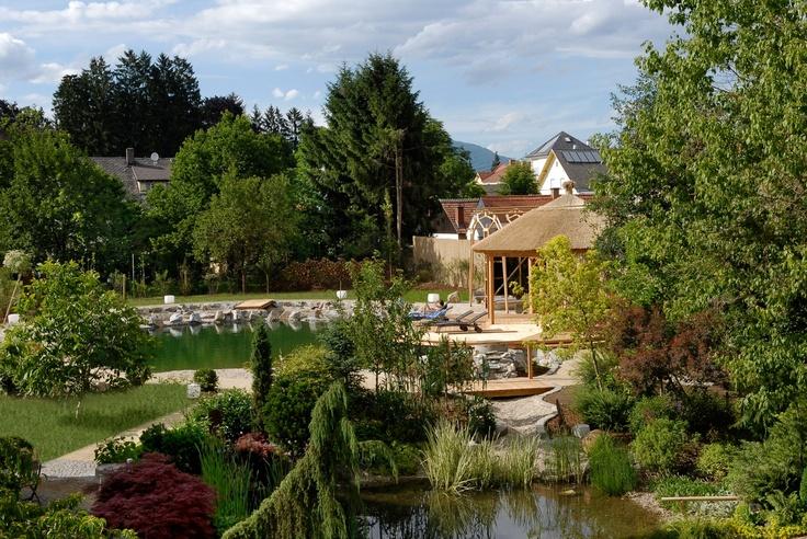 Garten im Garten Hotel Ochensberger.