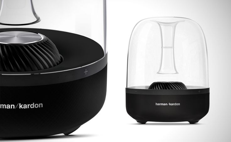Harman Kardon Aura Black Wireless Speaker