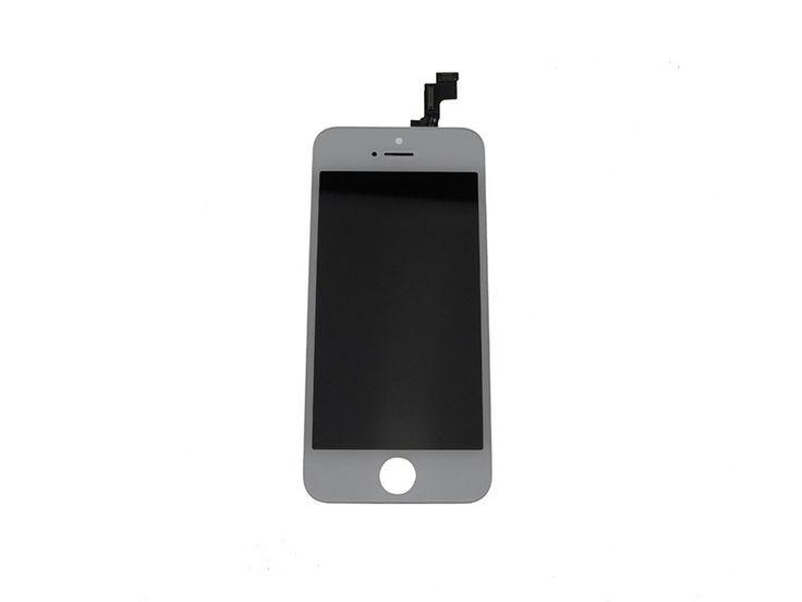 Digitizer iPhone 5S Scherm LCD Module Origineel Wit