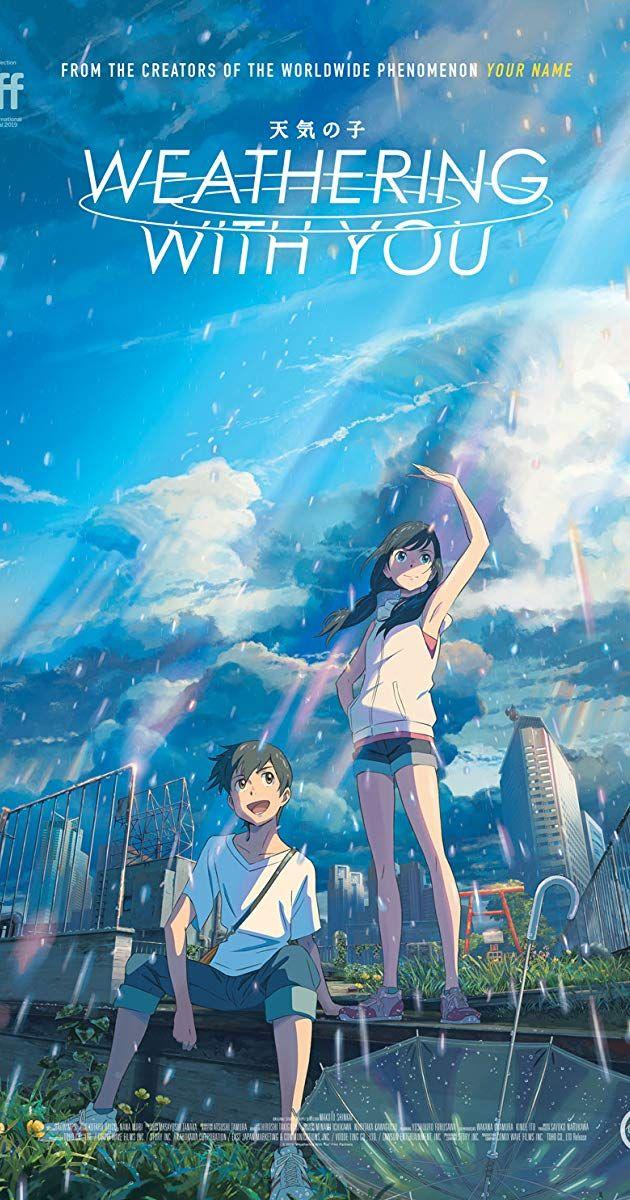 Weathering with You (2019) IMDb Anime films, Anime