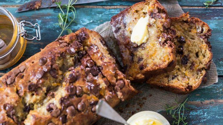 Bananbrød med sjokolade – Ida Gran-Jansen