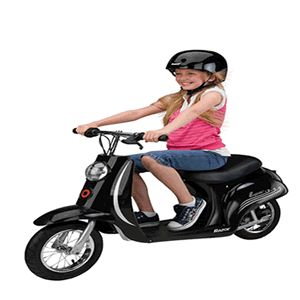 Razor Pocket Mod Electric Scooter is cool electric scooter for kids read more here http://www.scooterselect.com/best-electric-scooter-for-kids/
