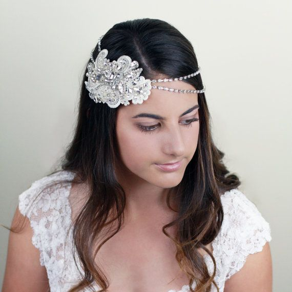 Hey, I found this really awesome Etsy listing at https://www.etsy.com/listing/221933791/lauren-bridal-headpiece-wedding