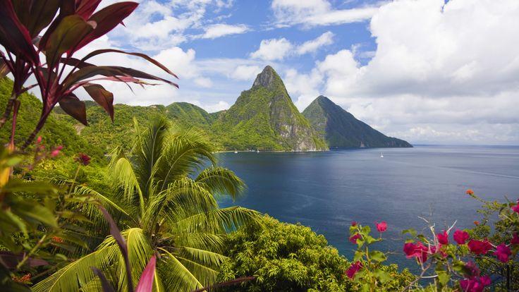 ⛵Идеи для прекрасного отпуска🌸 Карибские острова