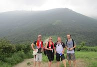 Hiking Photos - Mudeungsan Mountain in Gwangju, SK