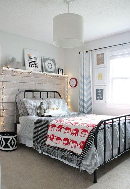 25 Dormitorios juveniles para chicas, de todos los estilos: romántico, diferente, hipster, original...