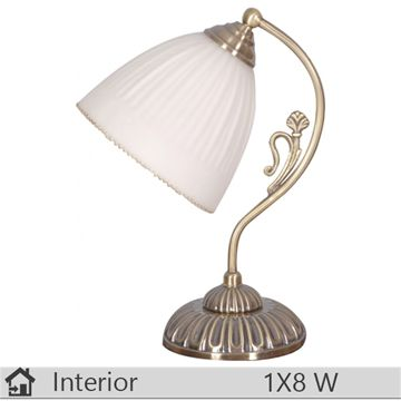 Veioza iluminat decorativ interior Klausen, gama Victoria, model TL1