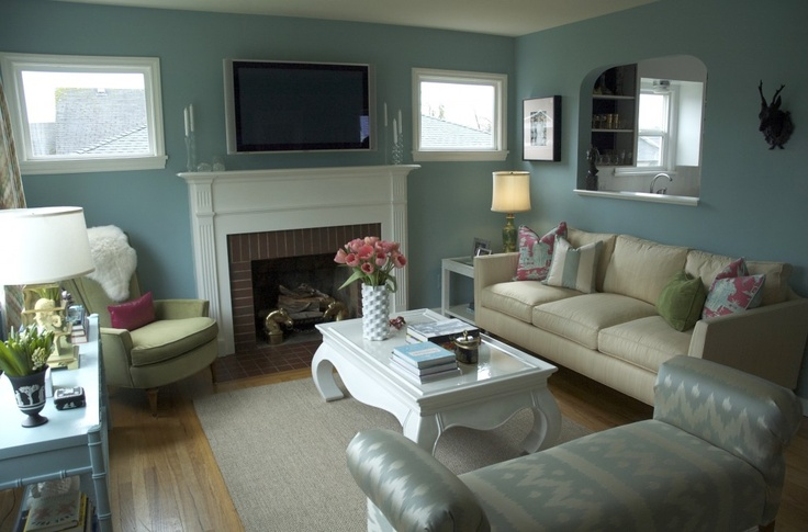 17 best images about living room ideas on pinterest for Duck egg living room ideas