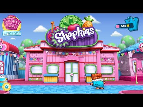Shopkins Welcome to Shopville Gameplay - Free On Android & iOS
