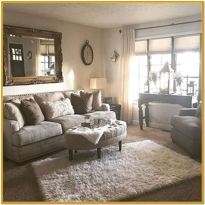 Carpet Ideas For Small Living Room Dekorasi Rumah Rumah Ruang Tamu