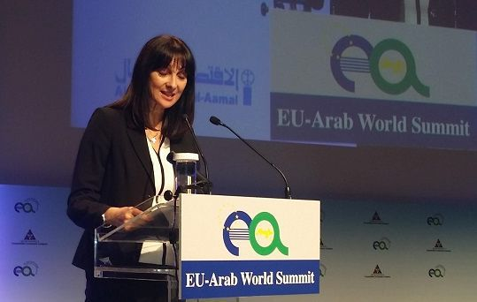 Kountoura Invites the Arab World to Invest in Greek Tourism Sector.