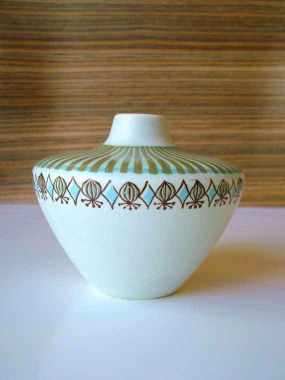 Vintage FIGGJO Turi Design vase from Norway by MarthesVintage, $22.00