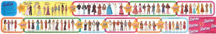 1979 Barbie World of Fashion Catalog