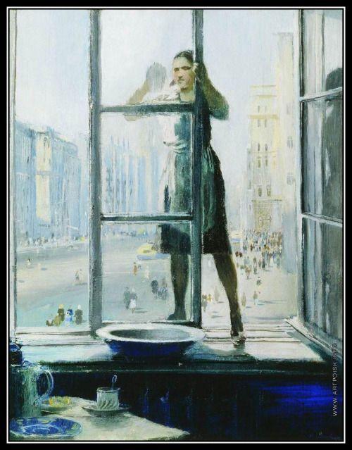1948 Yuri Pimenov (1903~1977):
