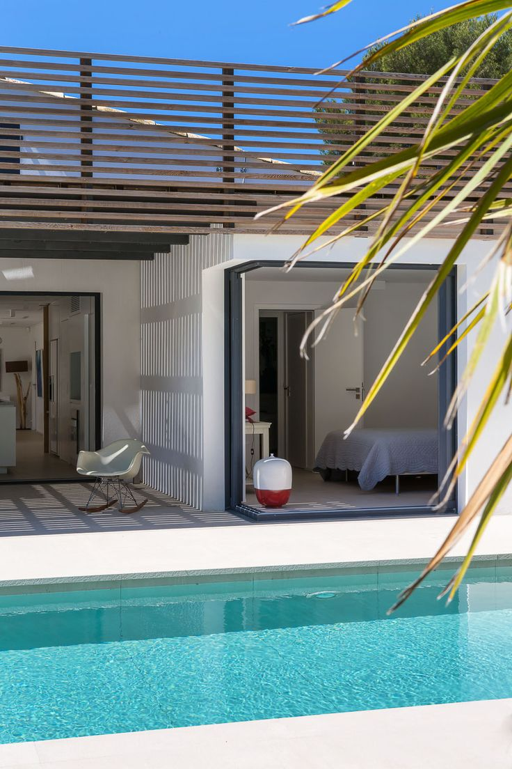 24 Best L2 House Saint Tropez Images On Pinterest Modern Homes Modern Houses And Architecture