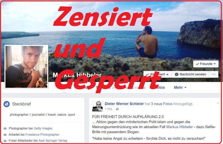 Facebook: Markus Hibbeler wegen Plädoyer für Meinungsfreiheit erneut gesperrt – philosophia perennis