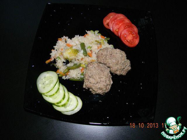 Диетический обед ингредиенты