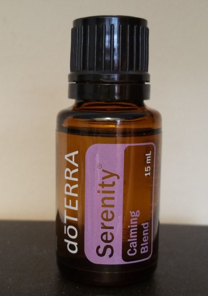 doTERRA Serenity Calming Blend Essential Oil 15 mL  | Health & Beauty, Natural & Alternative Remedies, Aromatherapy | eBay!