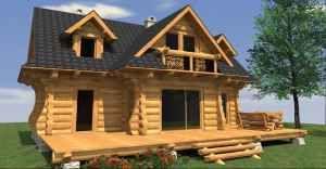 Buying a Log Cabin Home and Best Log Home Builders