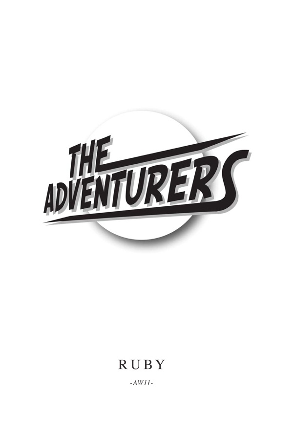 Ruby - The Adventurers Winter '11 Collection
