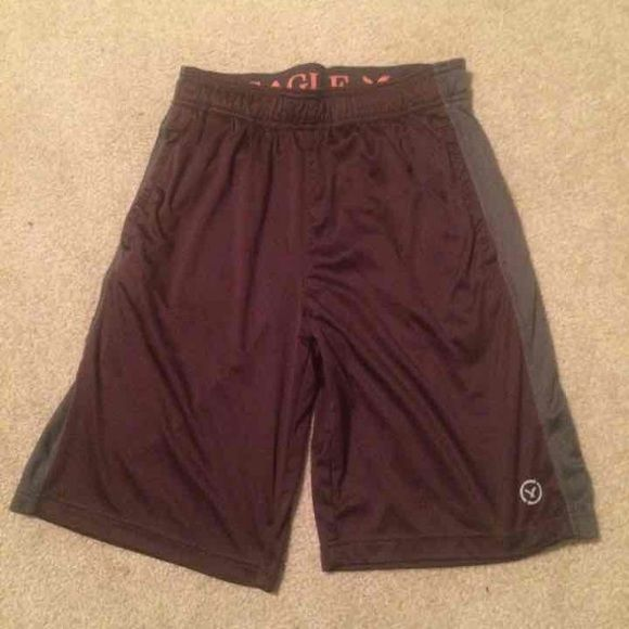 American Eagle athletic performance shorts. Mens AE athletic performance shorts. Maroon like new American Eagle Outfitters Shorts Athletic