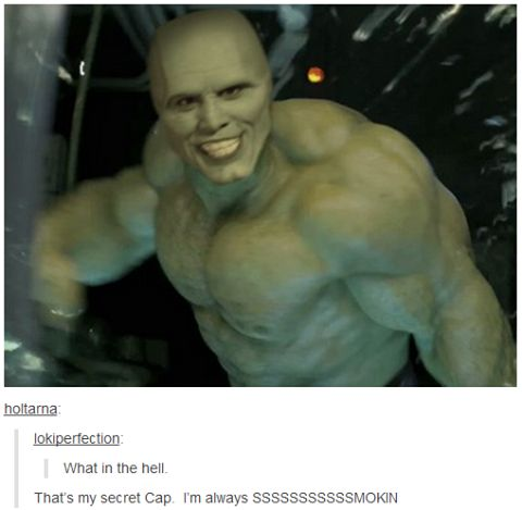 Tags: the-mask incredible-hulk tumblr thats-my-secret-cap im-always-smokin