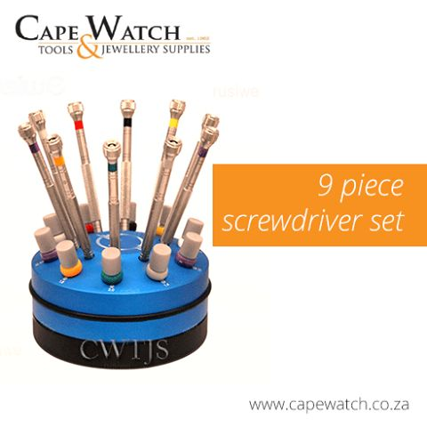 PRODUCT SHARE] Color-coded Screwdriver Set - Get Yours!