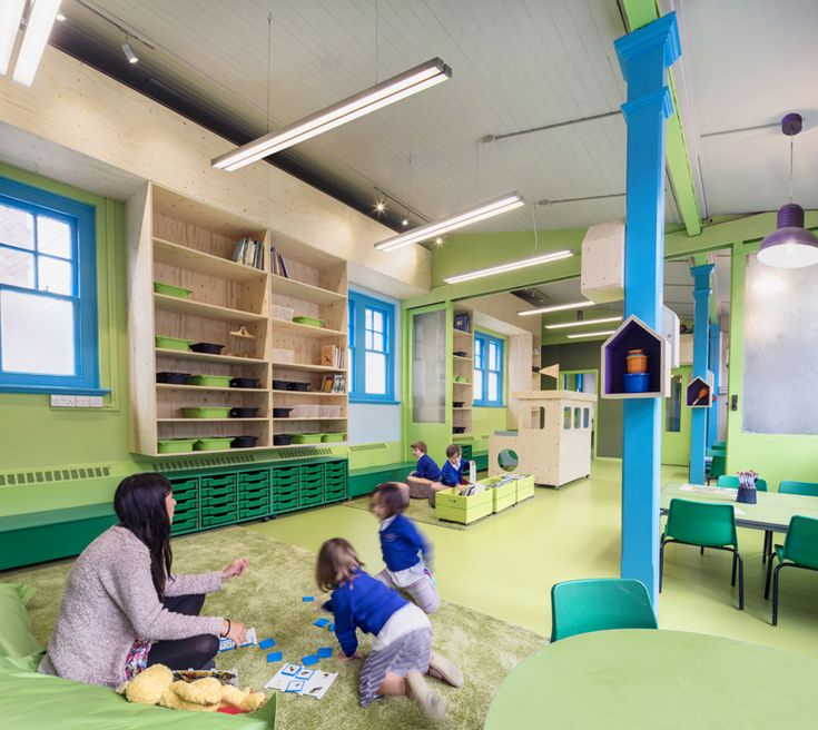Aberrant Architecture Redesigns Rosemary Works School In East London