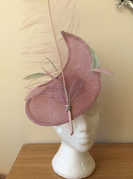 The Wave by HELEN TILLEY #millinery #hats #HatAcademy