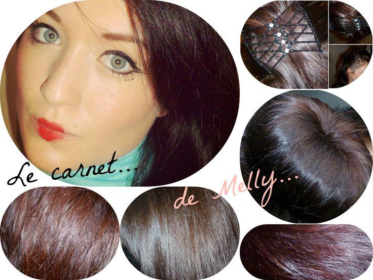Le Carnet de Melly: Rubrique: Mes cheveux au naturel