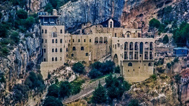 Hamatoura Monastry, North Lebanon