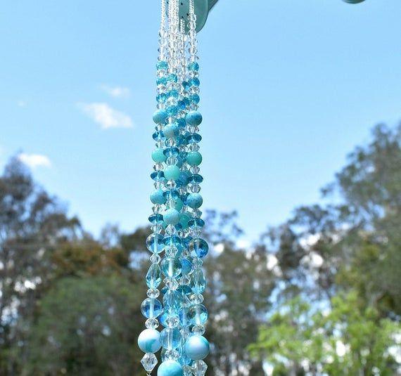 Giesskanne Kristall Suncatcher Garten Display Perlen Image 2 Suncatcher Giesskanne Kristalle