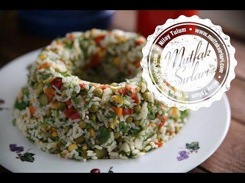 Pirinç Salatası – Mutfak Sırları