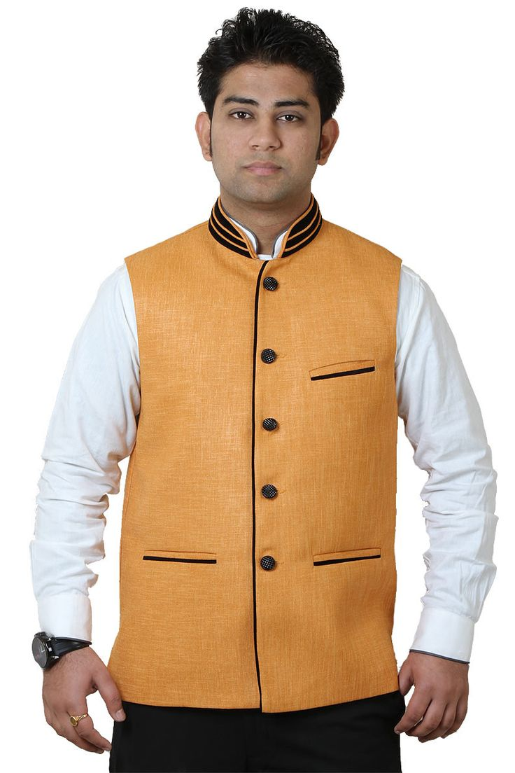 Buy GETABHI Orange Cotton Modi Jacket For Men Online in India. Buy Exclusive Modi Jacket at GetAbhi.com. ✓ Lowest Price ✓ Cash on Delivery ✓ Free Shipping ✓ Online Payment.